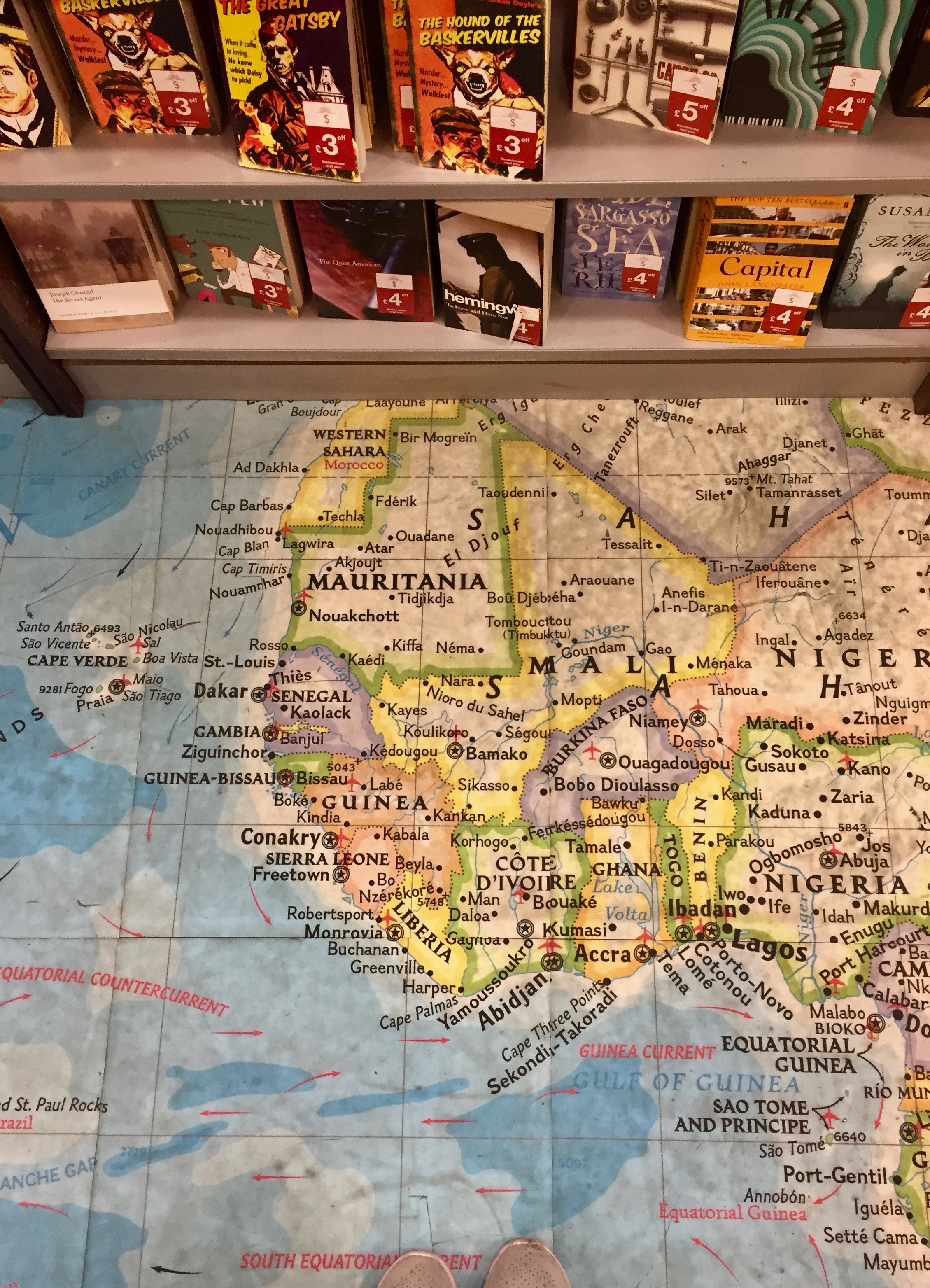 March 2018 meganhallinan i found myself initially heading to africa located downstairs on the lower floor near the globes and charts i scanned for books both familiar and gumiabroncs Gallery